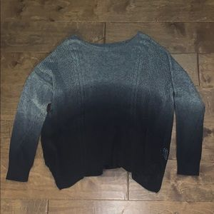 American Eagle Ombré Sweater